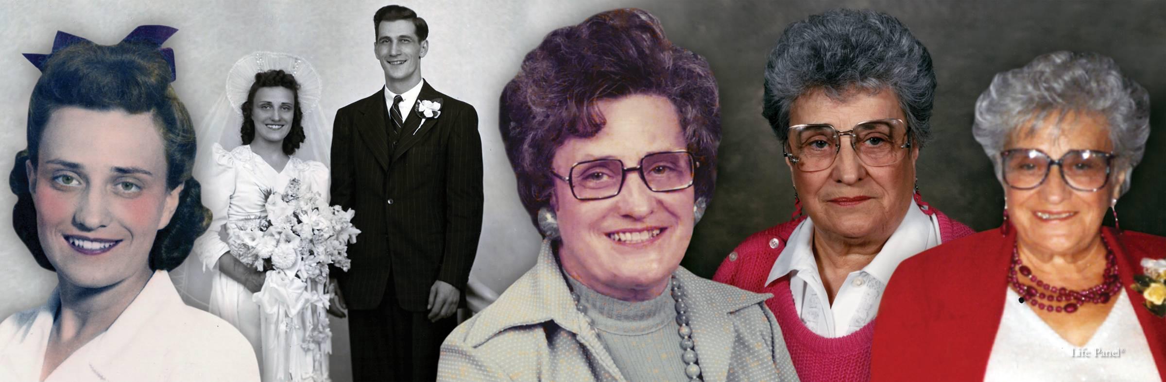 Margaret Orban : May 29, 1919 - May 21, 2016   Racine, WI