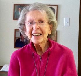 Betty Swanson May 23 1919 November 25 2017