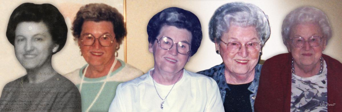 f0ed11392e2f8 Seraphine J. Bala Arbanas : July 11, 1921 - April 29, 2019   Grand ...